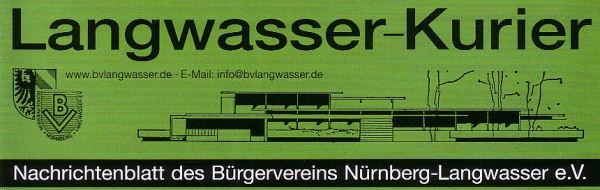Langwasser-Kurier Banner